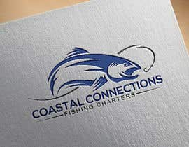 #29 para Coastal Connections Fishing Charters - New Custom Logo Contest por tanhaakther