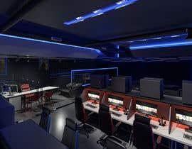 Nro 219 kilpailuun The Eagles gaming center (branding +interior design +  banner exterior design) käyttäjältä DjordjeDjenic