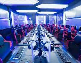 Nro 279 kilpailuun The Eagles gaming center (branding +interior design +  banner exterior design) käyttäjältä NURUNNAHAR017