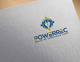 #35 for POWERREC GROUP OF COMPANIES LOGO by habibakhatun