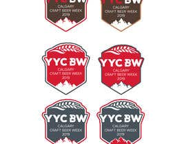 #45 for Design a logo for a beer festival af MarboG