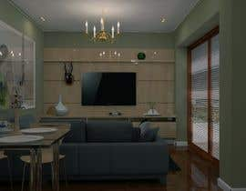 #27 for Elegant Interior design for small apartment - 19 m2 by TMKennedy