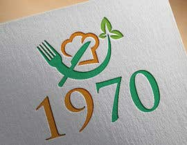 Nro 3 kilpailuun I need logo for restaurant 1-serve  chapati sandwiches and Karak drink manly.2- name of brand is (1970) 3-theme of the 70's in Saudi Arabia with modern colors like whats in the attached pictures 4-My use Hidi numbers (١٩٧٠)as logo (optional) or an icon käyttäjältä shahadatfarukom3