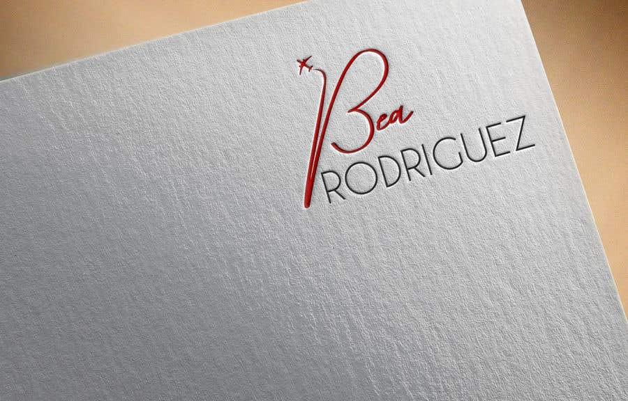 """Intrarea #69 pentru concursul """"Bea Rodriguez logo design"""""""