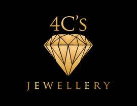 #2 for professional logo for fine jewellery and gemstones Our brand called 4C's jewellery af Tidar1987