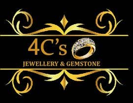#17 for professional logo for fine jewellery and gemstones Our brand called 4C's jewellery af sajlopa21