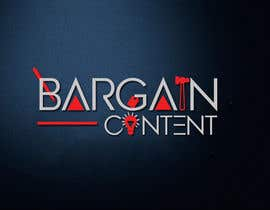 #6 za Logo design for BargainContent.com od Sanambhatti