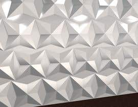 nº 18 pour design a modern 3d wall panel in .dxf or .3dm par gayatry