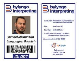 #14 untuk Create an ID template for employees oleh phamchaugiatu