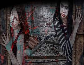 Arfankha tarafından Scary Movie Poster Design Contest için no 37