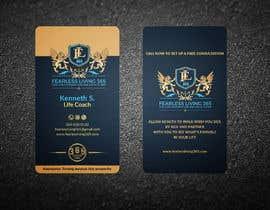 #76 para Design double sided business cards por chandrarahuldas