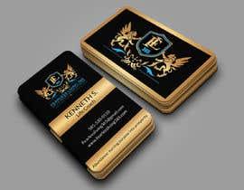 #117 para Design double sided business cards por Srabon55014