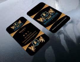 #86 para Design double sided business cards por mdhafizur007641