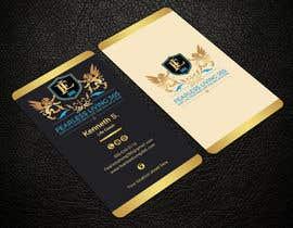 #63 para Design double sided business cards por JPDesign24
