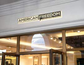 #63 for new logo for american freedom lending by beautifuldream30