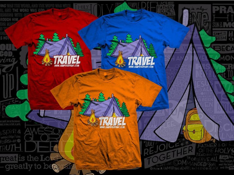 Kilpailutyö #                                        1                                      kilpailussa                                         Awesome Graphic Design for T-shirt