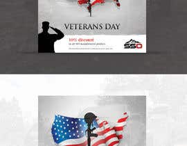 #3 untuk Veterans Day Ad for Toyota 4x4 company oleh rajaitoya