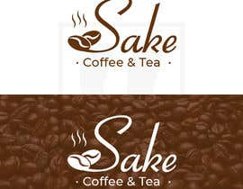 #76 for logo design for coffee and tea store by UsmanChudhery279