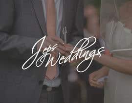 Nro 22 kilpailuun I need a logo for my business name Jeps Weddings käyttäjältä LanaZel