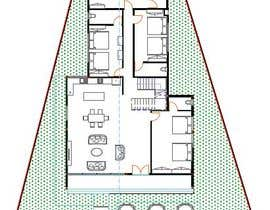 #6 for Design an house with multiple rooms af TMKennedy