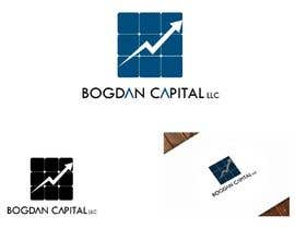 "#56 para Need someone to create a logo for my financial business which is called ""BOGDAN CAPITAL LLC"" Thinking to do something classy with letters something similar to what i have included in the attachment. por wisevisual2"