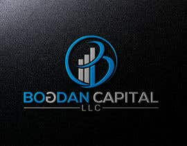 "#48 para Need someone to create a logo for my financial business which is called ""BOGDAN CAPITAL LLC"" Thinking to do something classy with letters something similar to what i have included in the attachment. por sumon7it"