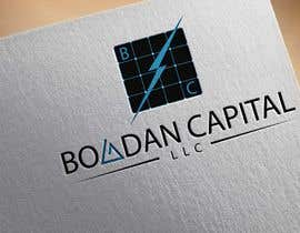 "#51 para Need someone to create a logo for my financial business which is called ""BOGDAN CAPITAL LLC"" Thinking to do something classy with letters something similar to what i have included in the attachment. por mitumoni780"