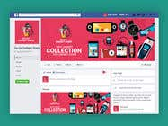 Logo Design Kilpailutyö #58 kilpailuun Facebook Page Design Work