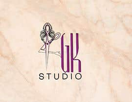 #21 for I have recently started my own hairdressing studio and I need a logo done up.  I would like to incorporate the name of the business into the logo somehow - GK Studio by imrovicz55