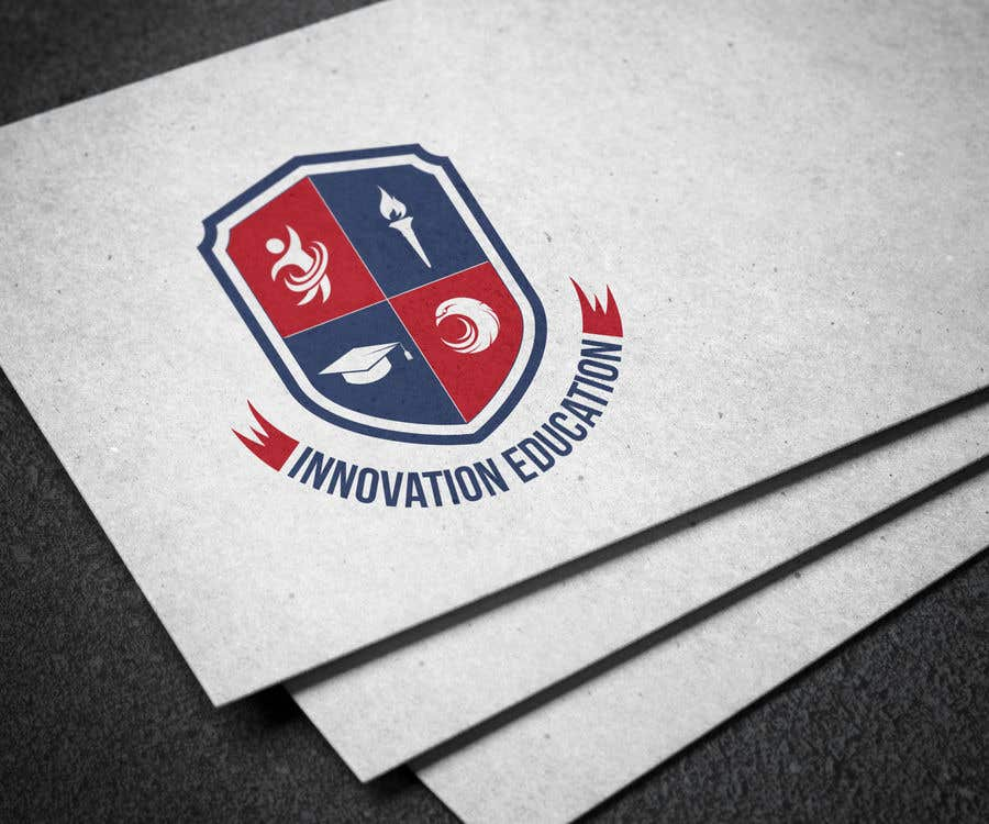 Entri Kontes #420 untukDesign a logo for an innpvative educational project