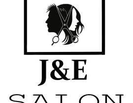 NURUNNAHAR017 tarafından Logo - J&E Salon için no 30