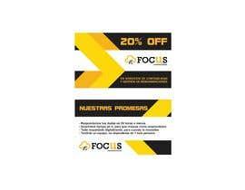#31 para Diseñar tarjeta de presentación para promoción de divinyls