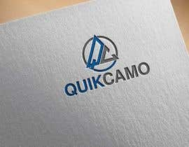 nº 206 pour QuikCamo Headwear needs a logo that speaks quality par tajrinhossain91