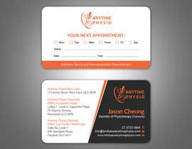 #7 for Business Cards and A-Frame Sign for Anytime Physio af patitbiswas