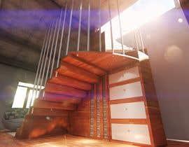nº 73 pour (Architecture Work) Design A Staircase For House par jairandresrmz