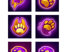 #272 for Design a cat paw logo by satherghoees1