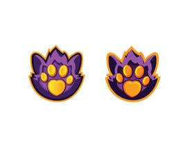#753 for Design a cat paw logo by aktermasuma