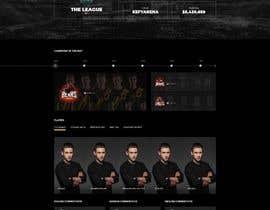 Nro 16 kilpailuun Build me a WordPress Website For Basketball team käyttäjältä jaswinder527