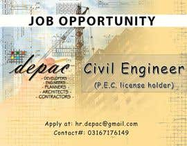 """#30 dla Post for """"We Are Hiring"""" - Ad For New Available job przez arcmalik07"""