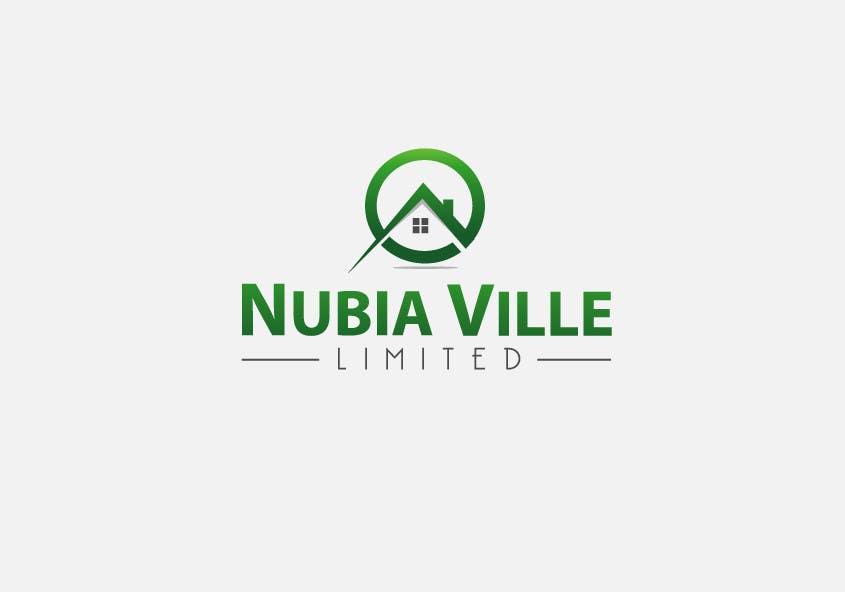 Kilpailutyö #                                        66                                      kilpailussa                                         Corporate Identity Design for Nubiaville