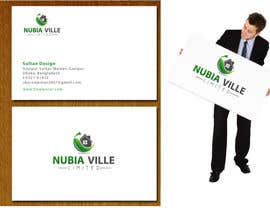 nº 70 pour Corporate Identity Design for Nubiaville par sultandesign