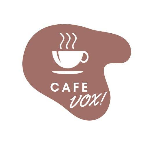 Konkurrenceindlæg #14 for Current logo attached..need a new logo...vox cafe is the name
