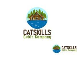 Nro 32 kilpailuun Log Cabin Company Logo Design käyttäjältä subirray