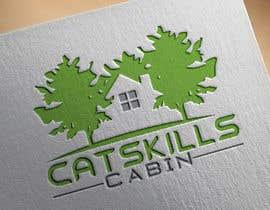 Nro 27 kilpailuun Log Cabin Company Logo Design käyttäjältä shahadatfarukom3