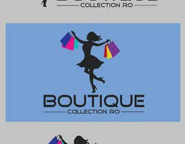 #149 untuk A name and a logo for a clothing website oleh LBRUBEL