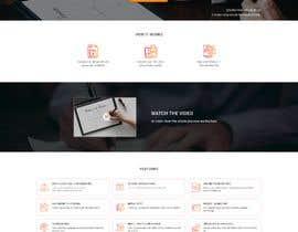 #2 for Website UI Design~ Clean Professional Simple by ZephyrStudio