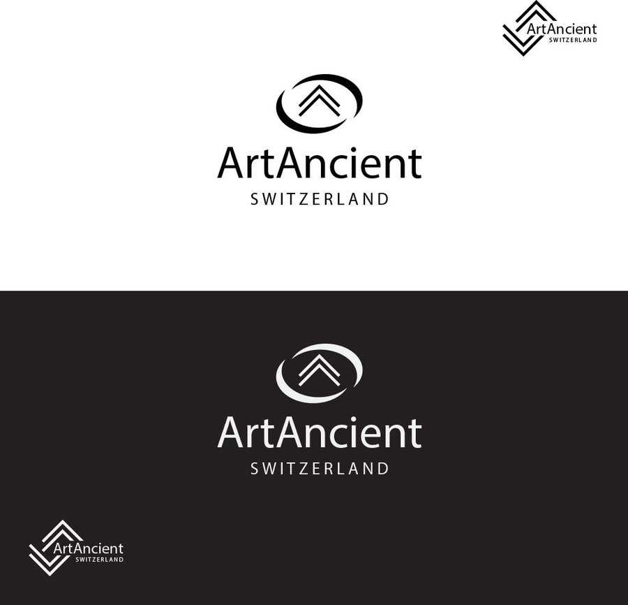 Konkurrenceindlæg #60 for An Logo for my brand ArtAncient Switzerland. This will be in the future an online ancient-art shop.