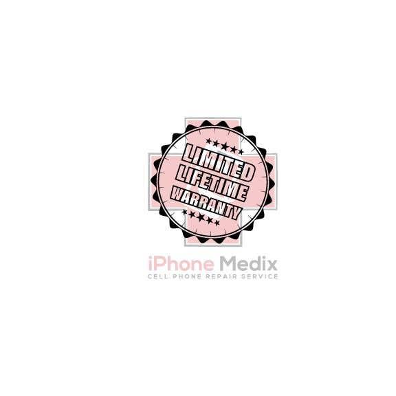 Penyertaan Peraduan #9 untuk Limited Lifetime Warranty image design