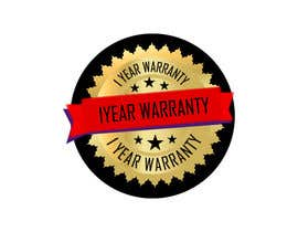 #6 untuk Limited Lifetime Warranty image design oleh BismillahDesign1