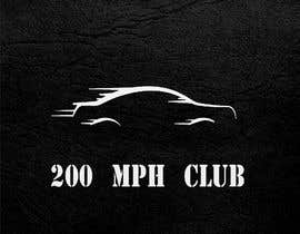 #21 untuk I need a logo for my instagram account my account my page revolves around exotic super cars! The page name is 200MPH Club oleh lazicvesnica